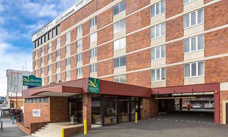 Quality Hotel Hobart Midcity 3 Star Accommodation In Cbd Tas